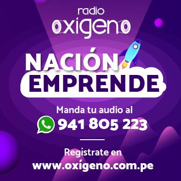 Nación Emprende de Radio Oxígeno