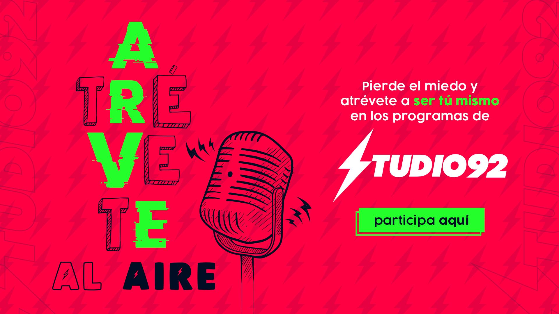Atrévete Al Aire (Verano 2020)
