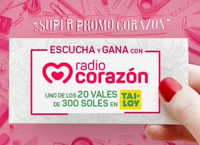 Super Promo Corazón