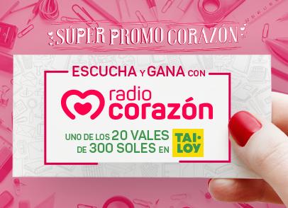 Super Promo Corazón: Tai Loy