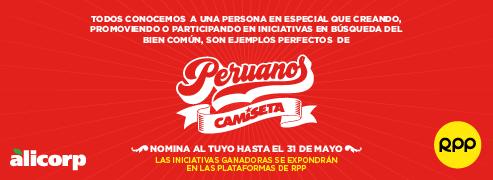 Peruanos Camiseta