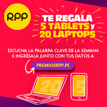 ¡RPP sigue regalando 5 tablets y 20 laptops!