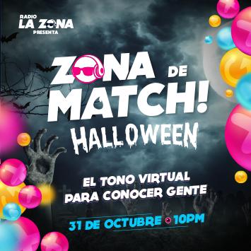 Zona de Match: Edición Halloween
