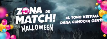 Zona de Match Edición Halloween